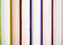 Bundle of books Stock Photography