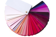Bundle of color. Bribe or scale to the choice of colors royalty free stock image