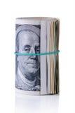 Bundle of dollars banknotes Royalty Free Stock Photography