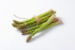 Bundle of fresh asparagus Stock Photography