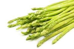 Bundle of green asparagus shoots Stock Photography