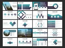 Free Bundle Infographic Elements Presentation Template. Business Annual Report, Brochure, Leaflet, Advertising Flyer, Royalty Free Stock Photography - 117736947