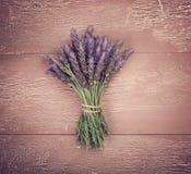 Bundle of lavender flowers Stock Images