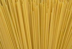 Bundle of long spaghetti Stock Images