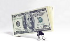 A bundle of money Royalty Free Stock Photo