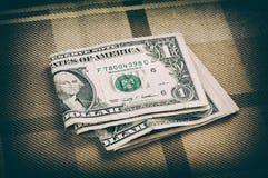 Bundle of money Stock Photography
