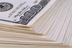 Bundle of money Royalty Free Stock Image