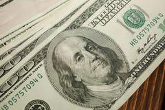 Bundle of money Royalty Free Stock Photos