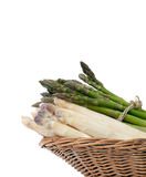 Bundle Of Asparagus Royalty Free Stock Images