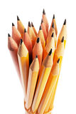 Bundle of Pencils Royalty Free Stock Images