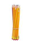 Bundle of Pencils Stock Image