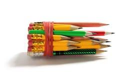 Bundle of Pencils Royalty Free Stock Image