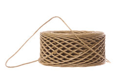 Bundle of Rope Stock Photo