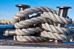 Bundle of rope Royalty Free Stock Image