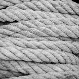 Bundle of rope Royalty Free Stock Photo