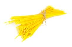 Bundle of spaghetti Royalty Free Stock Image