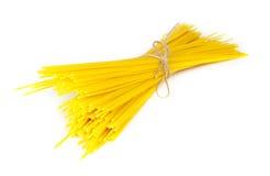 Bundle of spaghetti Stock Photos