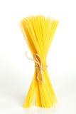 Bundled spaghetti Stock Photo