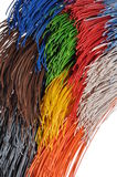 Bundles of cables Royalty Free Stock Image