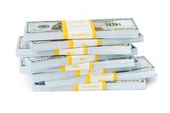 Bundles Of Money Stock Images