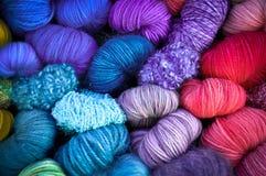 Free Bundles Of Yarn Royalty Free Stock Photo - 30737385