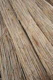 Bundles of reed Stock Photos