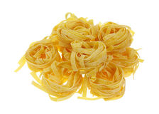 Bundles Wheat Egg Pasta Royalty Free Stock Photo