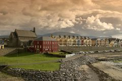 Bundoran Royalty Free Stock Photography