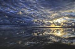 Bundoran Beach HDR Royalty Free Stock Photos