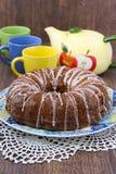 Bundt蛋糕 免版税库存照片