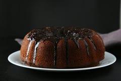 Bundt cake Stock Photography