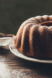 Bundt cake Stock Image