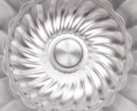 Bundt cake pan Royalty Free Stock Photo
