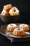 Bundt cakes Stock Image