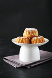 Bundt cakes Royalty Free Stock Images