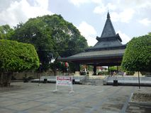 Bung Karno s tomb monument Stock Image