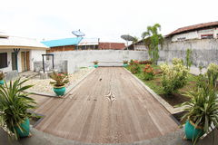 Bung Karno Seclusion House, Ende royalty free stock photography