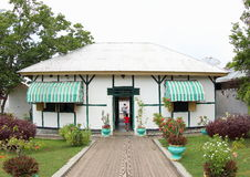 Bung Karno Seclusion House, Ende Royalty Free Stock Image