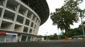 Bung Karno Stadium de Gelora Image stock