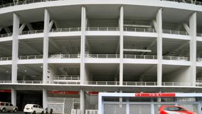 Bung Karno Stadium de Gelora Photos stock