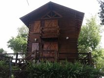 bungalow Imagens de Stock Royalty Free