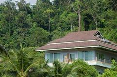 bungalow Royaltyfria Foton