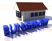 Bungalow Stock Photos