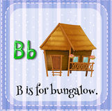Bungalow Royalty Free Stock Photo