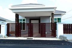 Bungalow, House Building Stock Photos