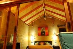 Bungalow interior Royalty Free Stock Photo