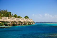 bungalow laguna zdjęcie royalty free