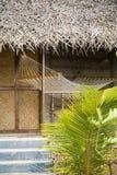Bungalow na plaży w Agonda, Goa Fotografia Royalty Free