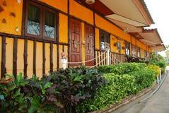 Bungalow Pattaya Tailandia Immagini Stock
