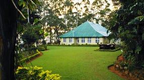 bungalowferie Royaltyfria Foton